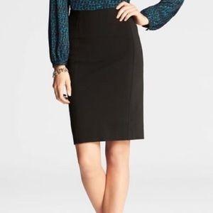 NWT Ann Taylor wool pencil skirt